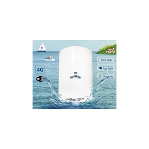 Båt/Skipsantenne WeBBoat 4G Light