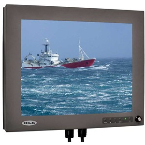 LCD for Marine