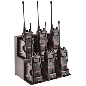 Ladekonsoll for 6 Entel HT serie radioer