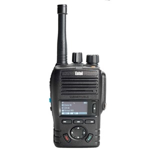 Digital Radio Entel DX446L PMR 446 MHz Lisensfri