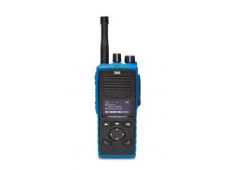 Digital/Analog Radio Entel DT985  UHF 1W ATEX IP68