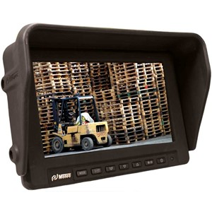 "Monitor 7"" for gaffeltruck"