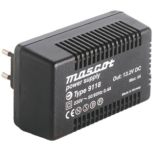 INN:230VAC UT:13,2VDC 3A Plug-in